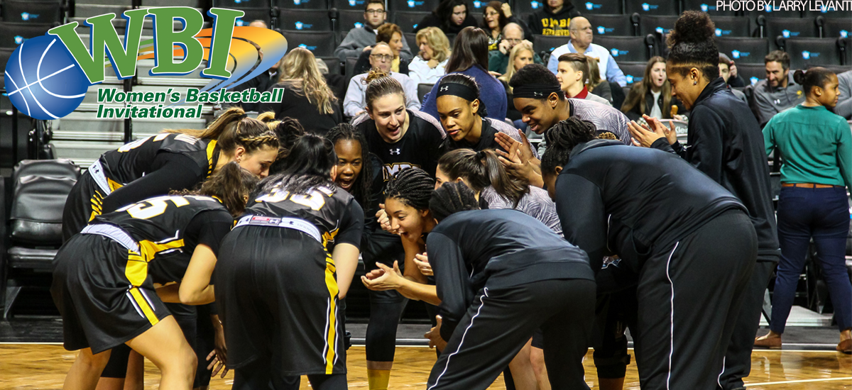 Women's Basketball Hosts Brown in First Round of WBI Tournament on Thursday
