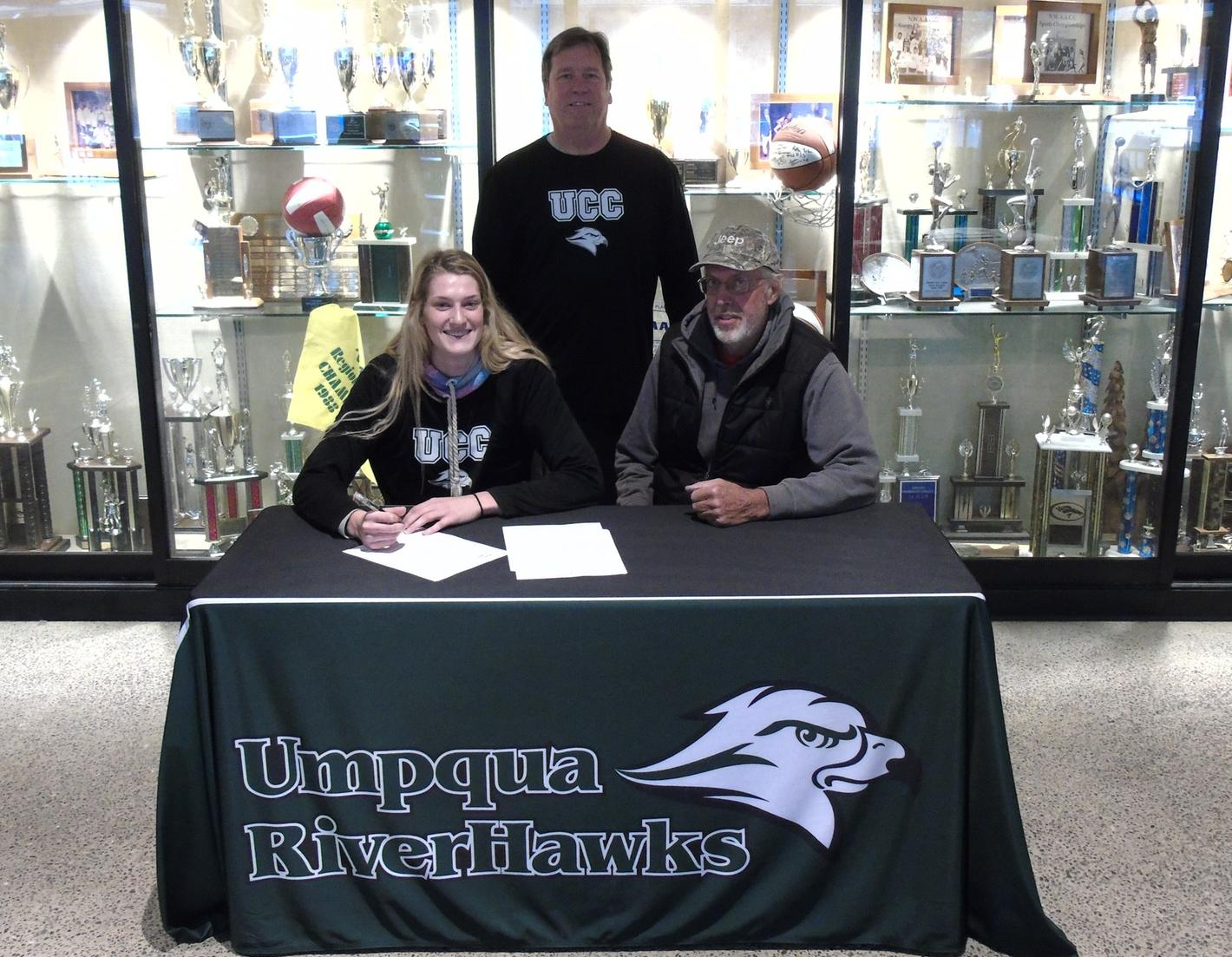 Stotler Signs with Portland State