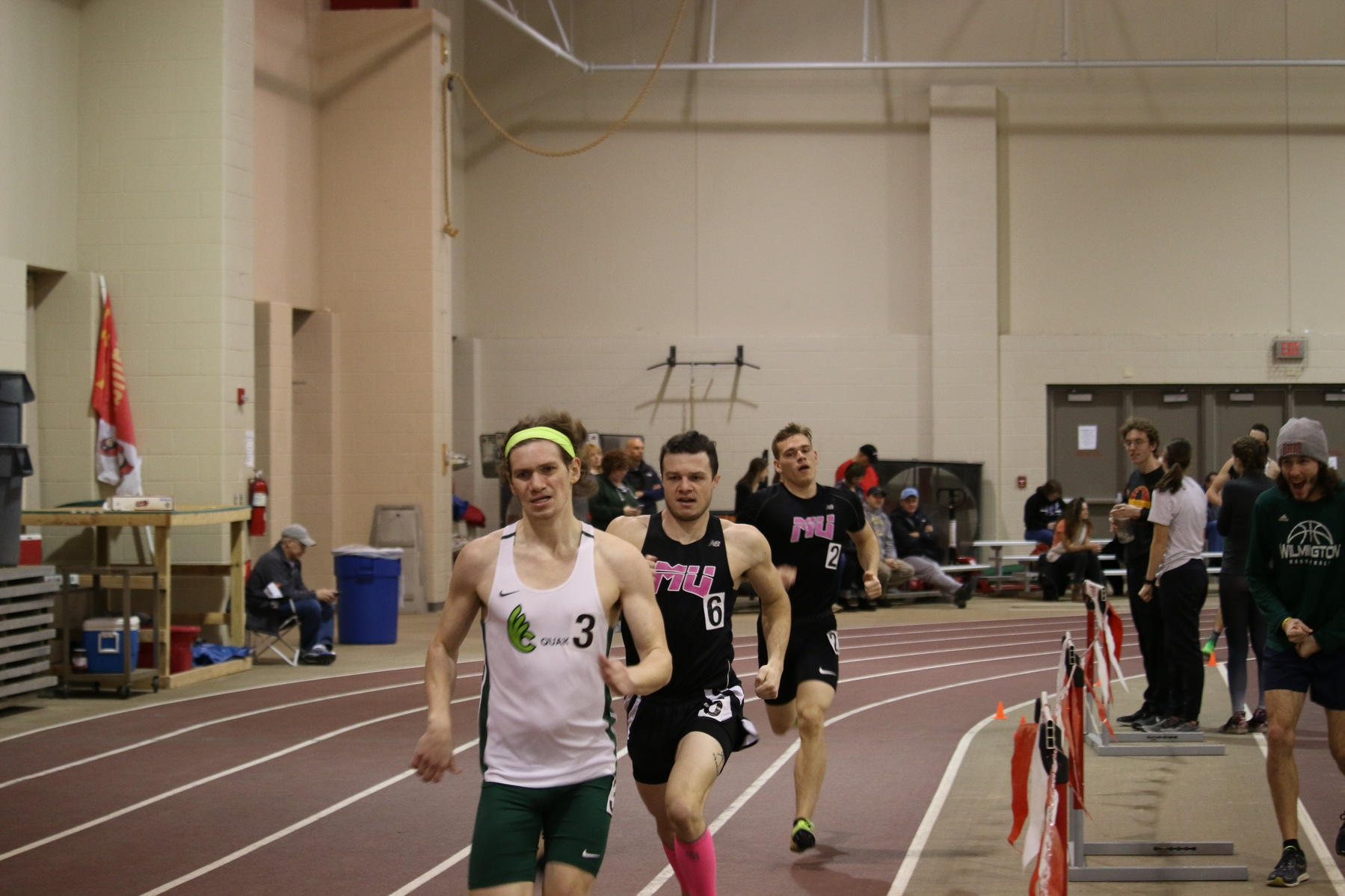Men's Track and Field Travels to Indoor All-Ohio