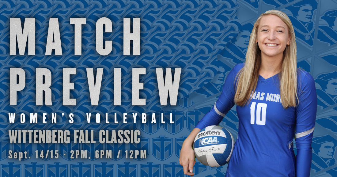 Women's Volleyball Travels to Wittenberg Fall Classic