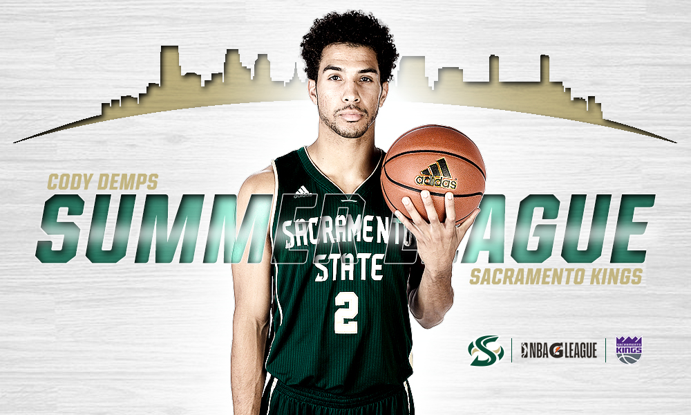 DEMPS TO PLAY IN NBA SUMMER LEAGUE WITH THE SACRAMENTO KINGS