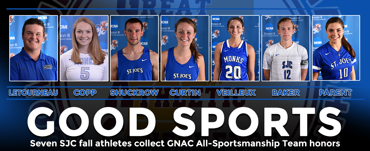 Seven Fall Athletes Earn GNAC All-Sportsmanship Team Accolades