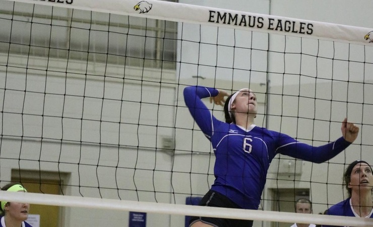 Emmaus Wins First Battle of the Eagles
