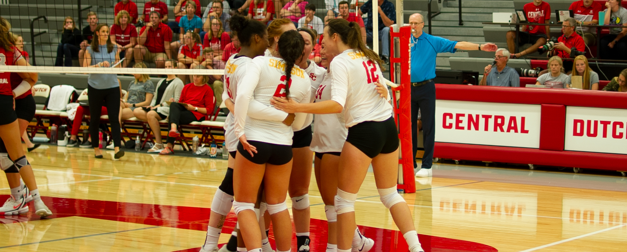 Storm battle in five-set thriller at Central
