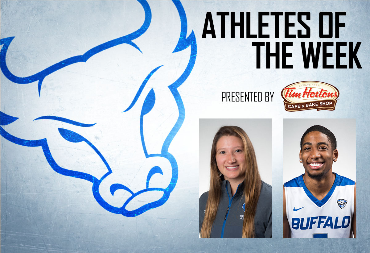 Miller And Massinburg Named Athletes Of The Week