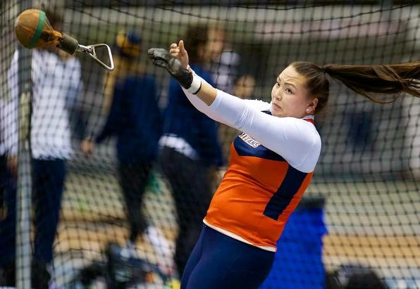 Titans Head to Boise for Indoor Season Finale
