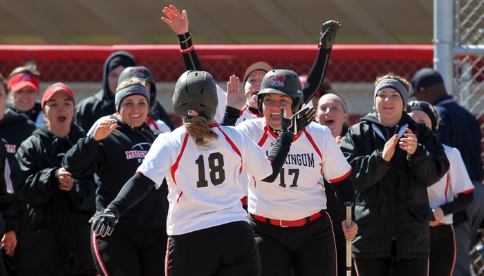 Softball clinches berth to OAC Tournament