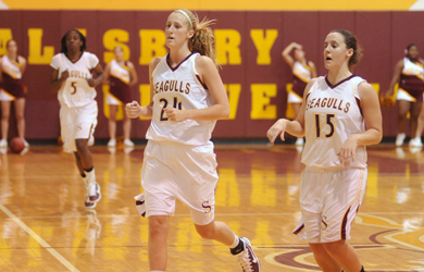 Sea Gulls top Hood, stay alive for final CAC playoff spot