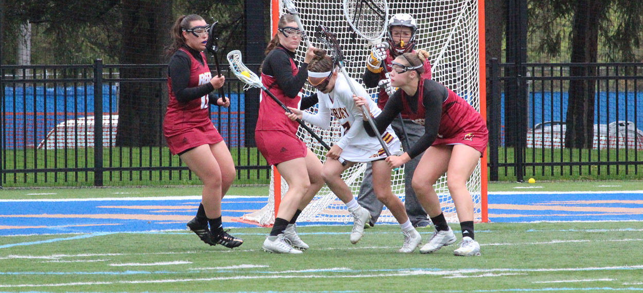 Women's Lacrosse Falls To No. 9 Salisbury In NCAA First Round