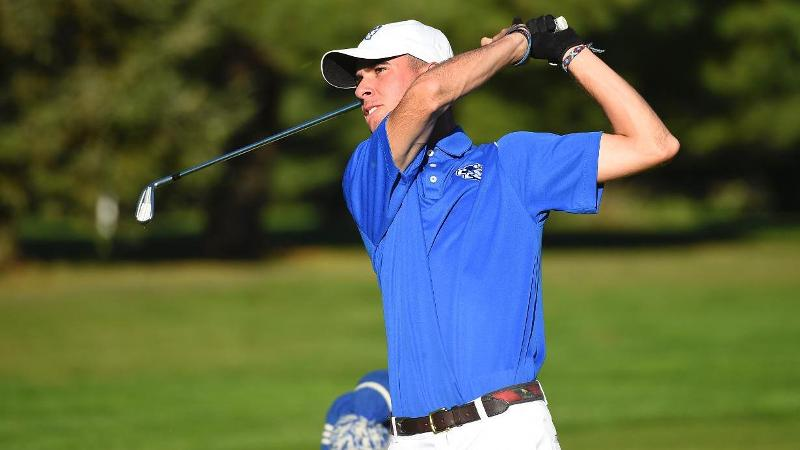 Blue Devils in Seventh Place After Round Two at Rhode Island Invitational