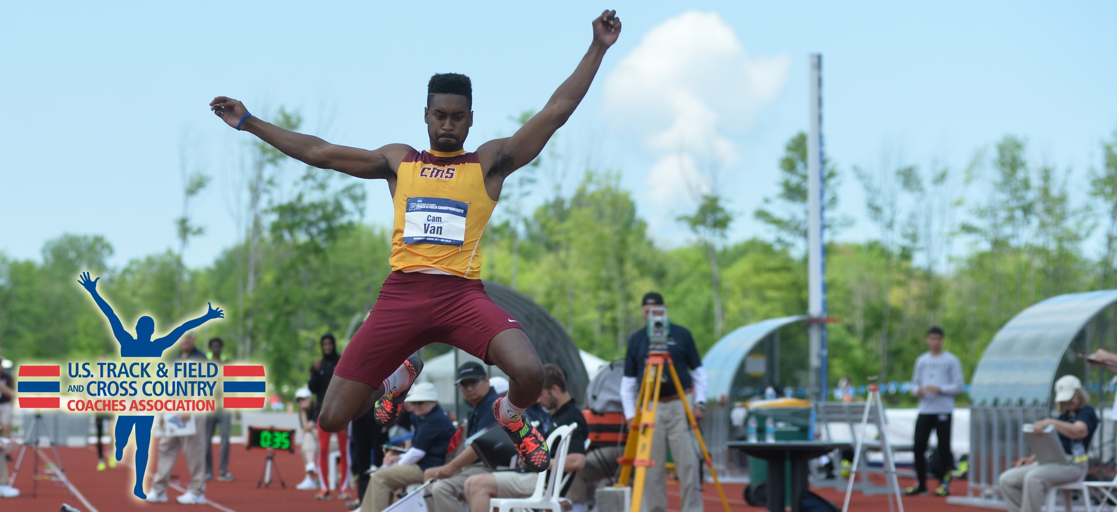 Six track and field athletes earn spot in All-American honors