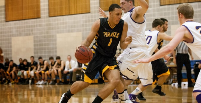 Pirates drop first home conference contest