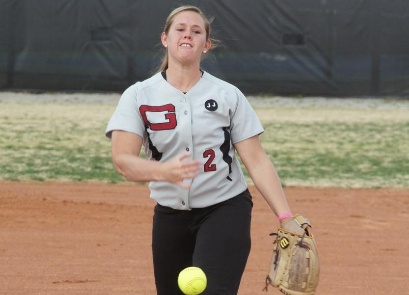 Guilford Splits ODAC Softball Doubleheader at Emory & Henry