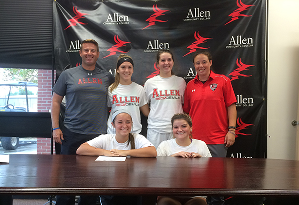 Women's Soccer New Signees