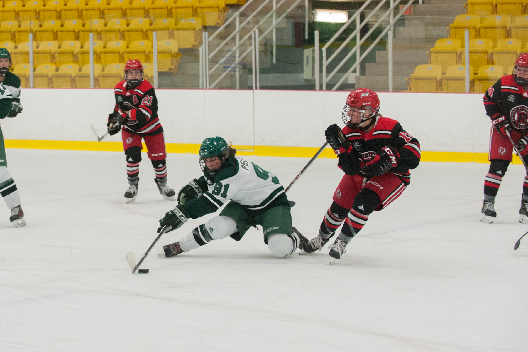 Panthers put in complete effort in 5-0 shutout of UNB