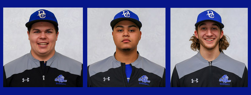 Baier, DelOrbe-Martinez, and Shipquist named to the All-Region XIII Team