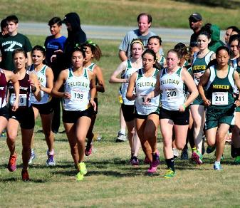 Women's Cross-Country Is Fifth In Large Meet