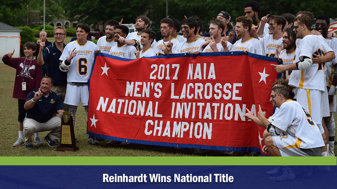 Reinhardt Wins National Invitational Title