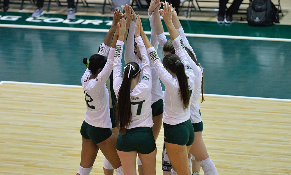 VOLLEYBALL'S SEASON COMES TO AN END IN 3-1 BIG SKY TOURNAMENT LOSS TO IDAHO STATE