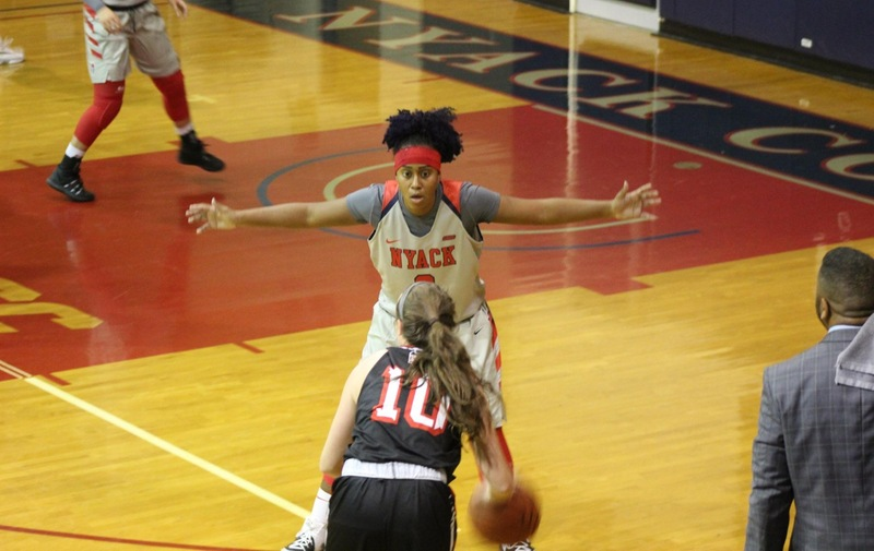 Women's Basketball Falls to Mercy on the Road