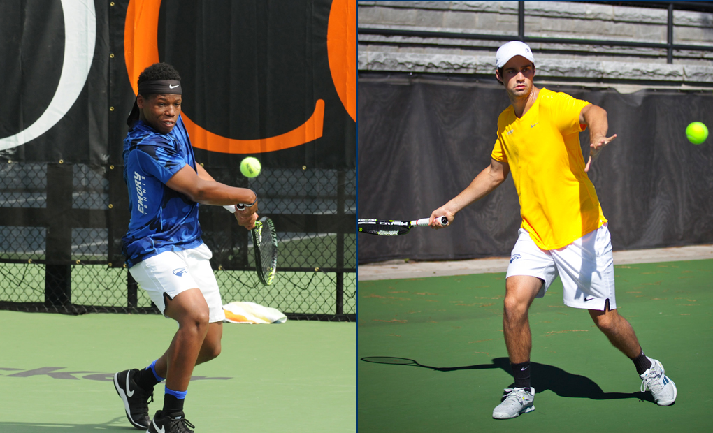 Emory Men's Tennis Lands Six On All-UAA Team
