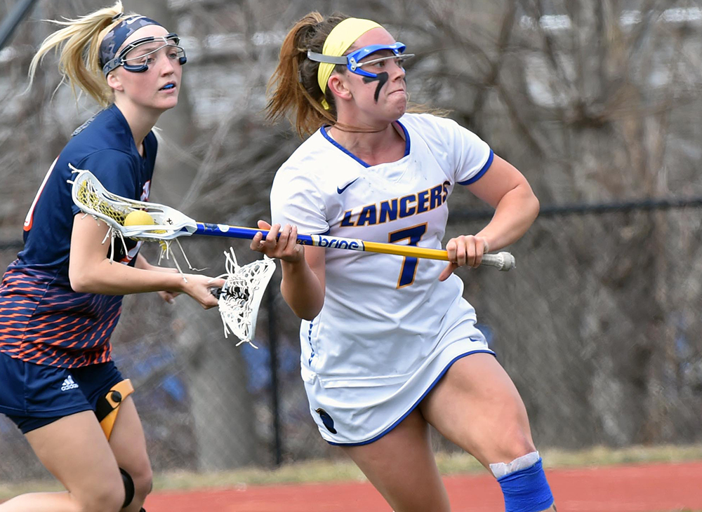 Women's Lacrosse Drops to Framingham State