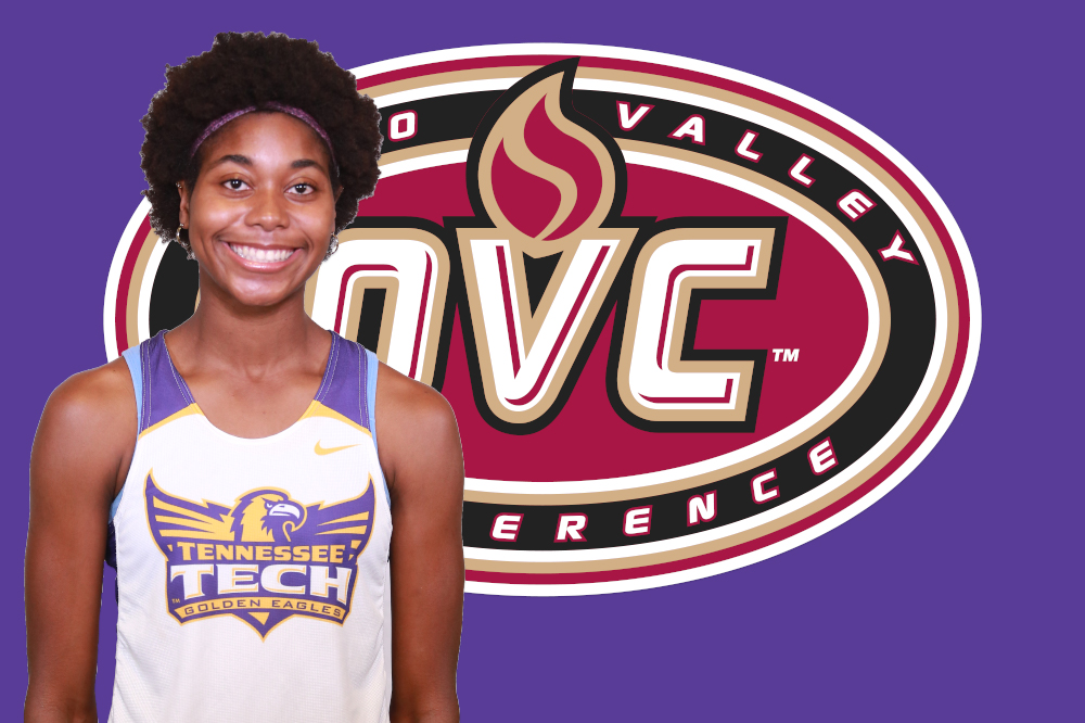 Jackson earns second adidas® OVC Female Track Athlete of the Week honor