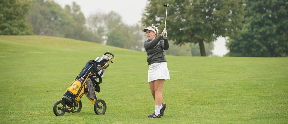 Women's Golf Heads to HCAC Championships This Weekend