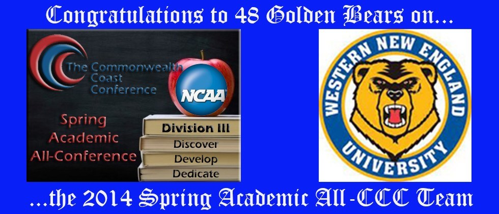 Forty-Eight Student-Athletes from Nine Sports Named to Academic All-CCC Spring Team