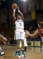 Ononiwu's Jumper Delivers Gauchos A 65-63 Win Over Pepperdine