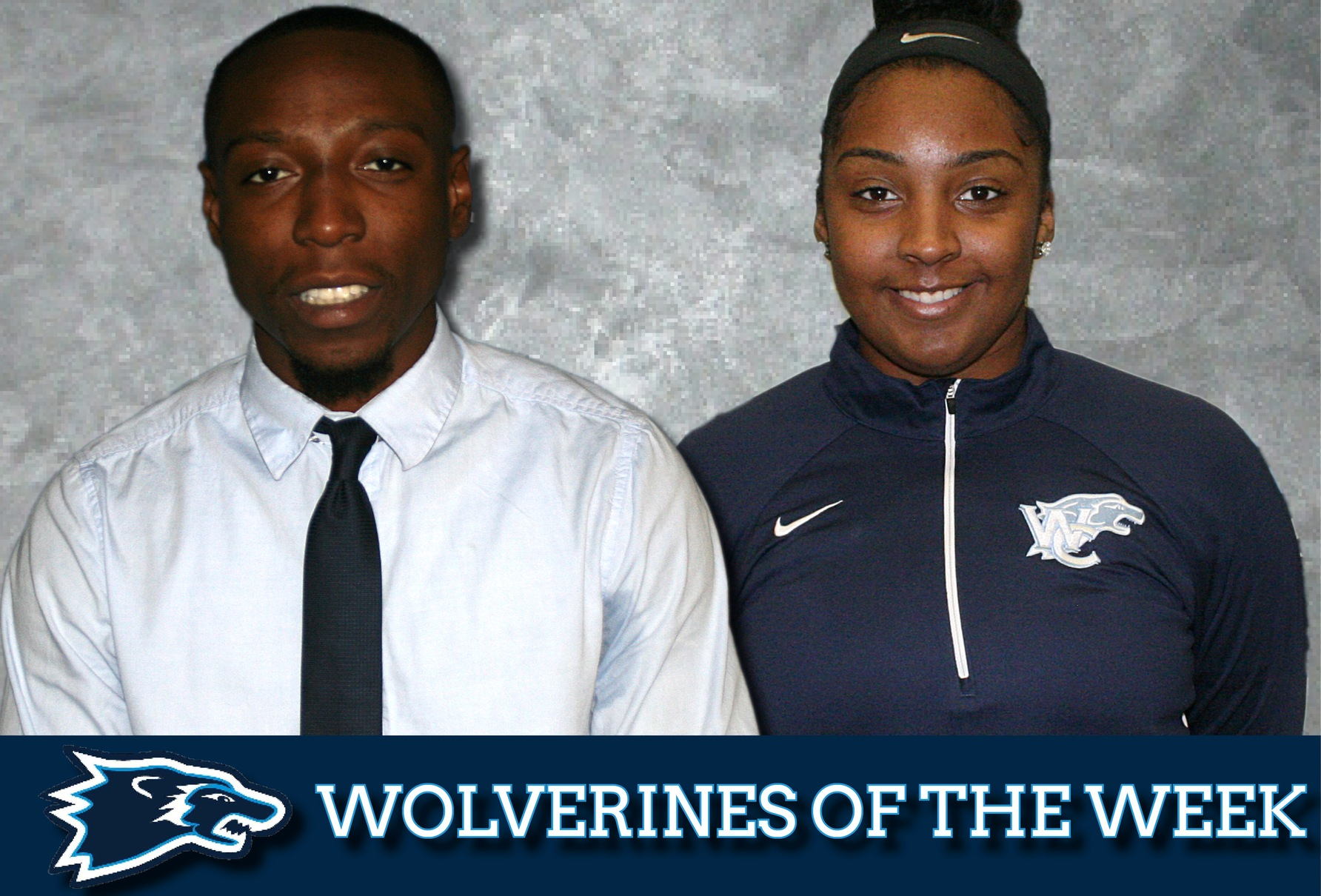 Johnson, Lawson named Wolverines of the Week