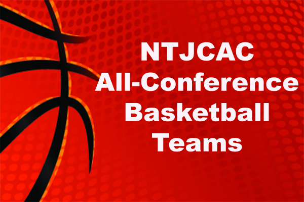 NTJCAC All-Conference Basketball Teams