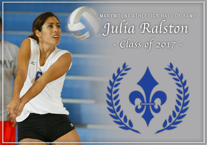 Introducing the 2017 Hall of Fame Class... Julia Ralston