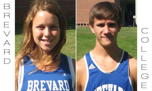 Andrade and Lavelle were the top runners for BC at the Dupont Challenge.