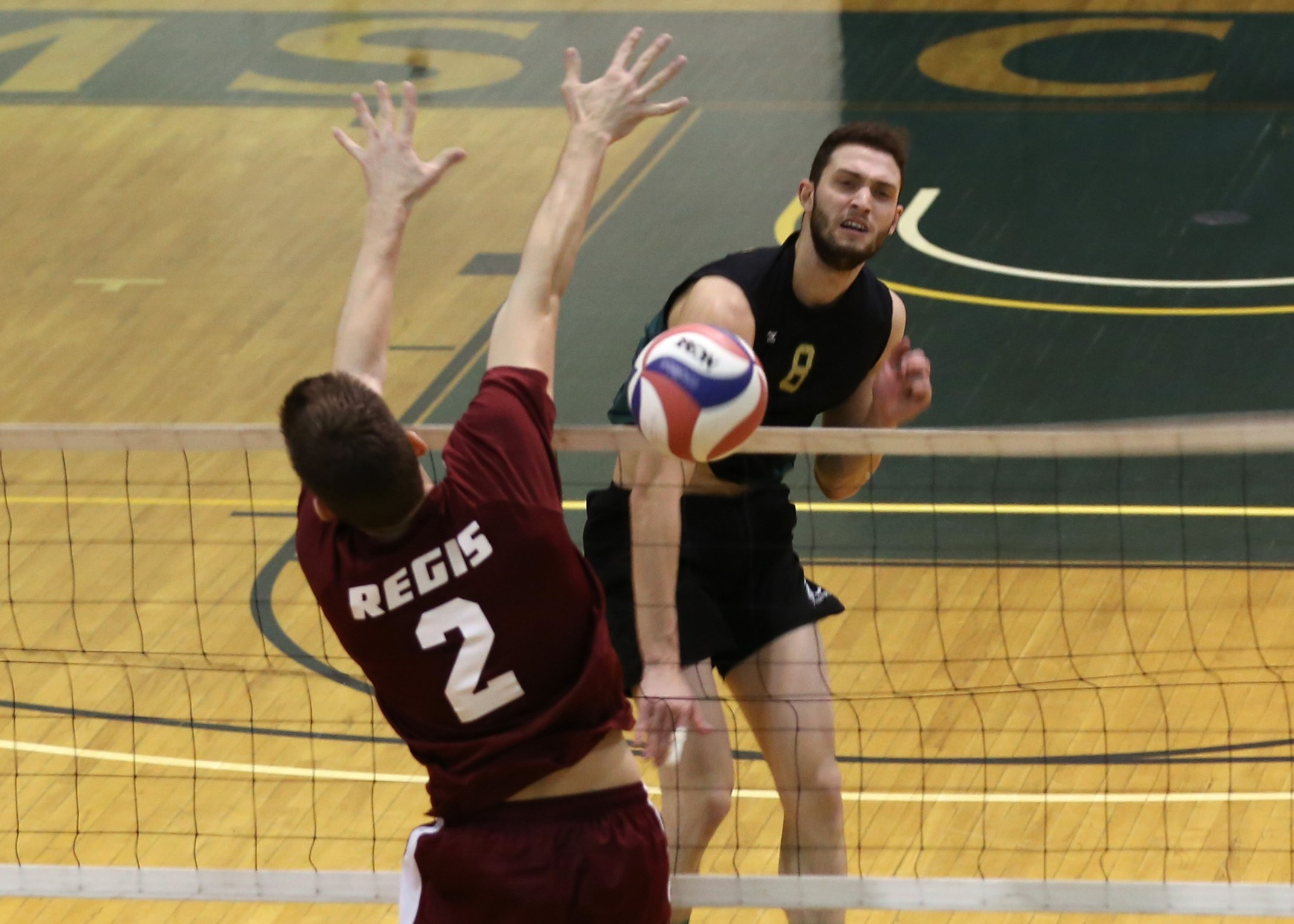 Men's Volleyball Sweeps Southern Vermont To Advance To NECC Semifinals