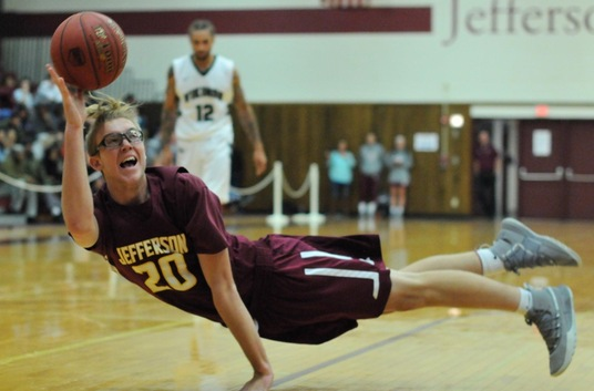 #20 Liam Bonk Jefferson Men's Basketball