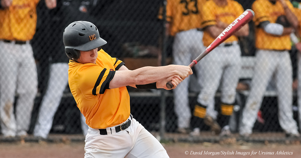 Diana Hits Milestone as Baseball Hammers Haverford