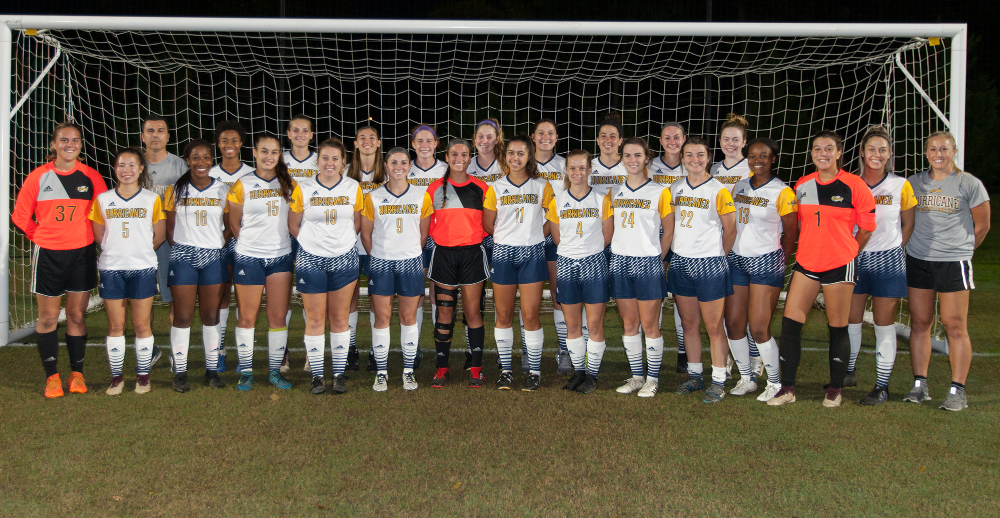 Rodriguez Makes History With Women's Soccer Program
