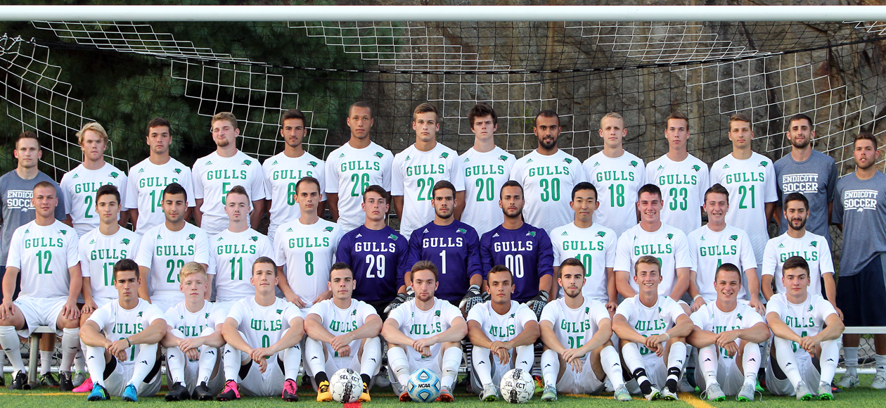 Men's Soccer Receives NSCAA College Team Ethics and Sportsmanship Bronze Award