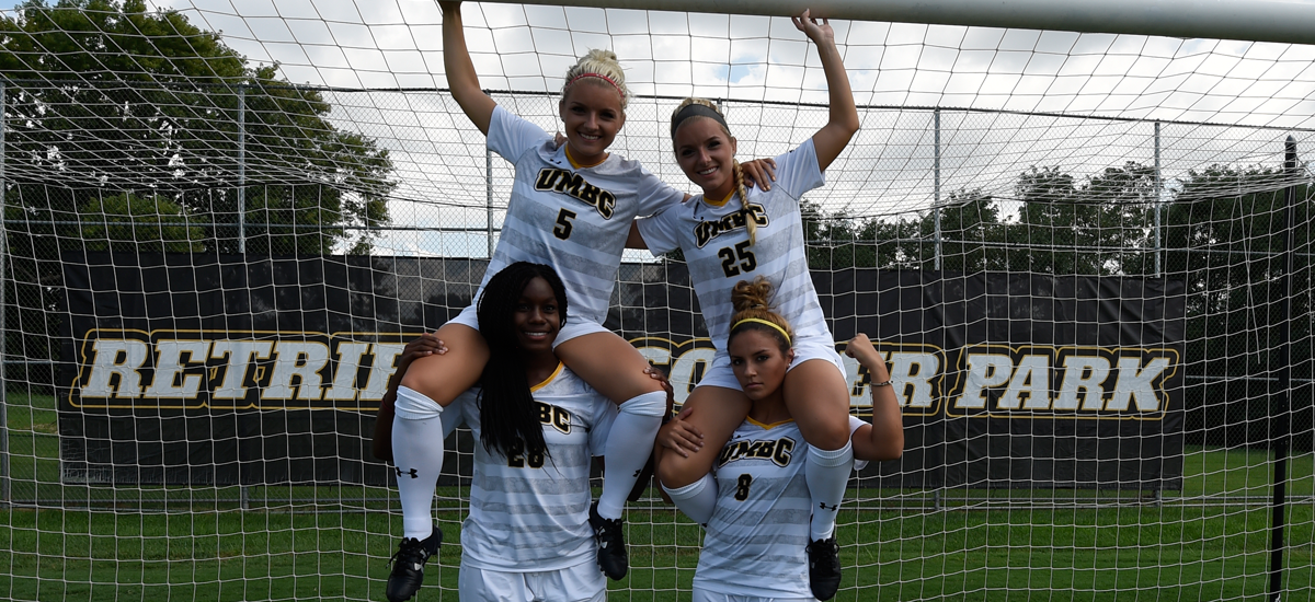 Women's Soccer Hosts Binghamton on Senior Night
