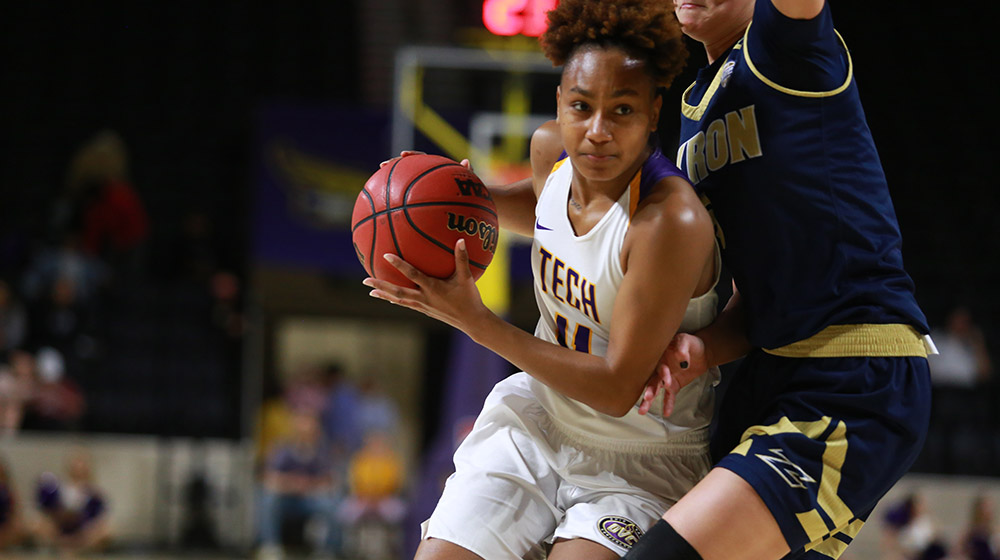 Tech looks for 23rd win in WBI quarterfinal clash at Campbell