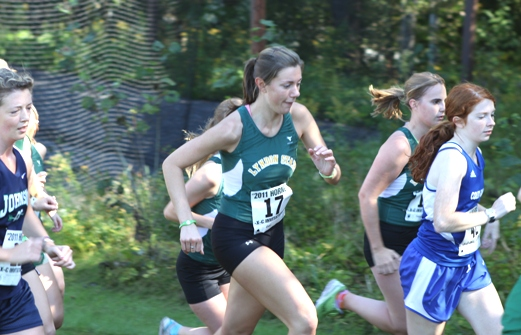 Lyndon women third at SMC Invitational