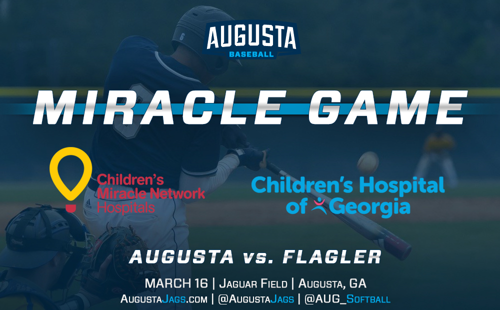 Jags Host Miracle Game March 16 During Weekend Series Against Flagler