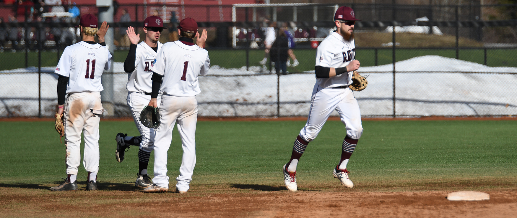 PREVIEW: Baseball Opens Pursuit of Sixth NE10 Title with First-Round Tilt vs. Merrimack