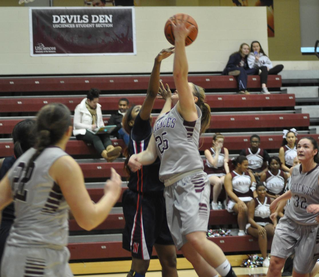 Traub Leads Three Players in Double Figures as Devils Defeat Warriors