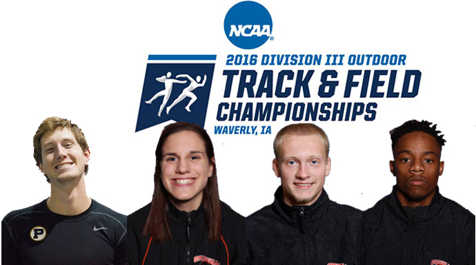 SLIAC To Represented By Four At NCAA Division III Track and Field Nationals