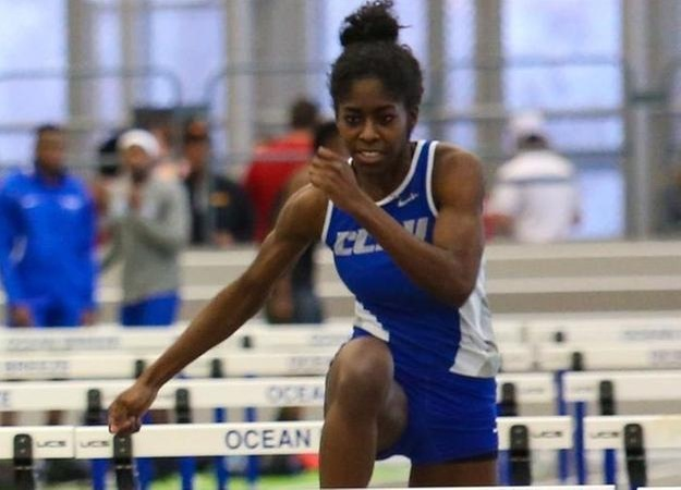 Wolliston, Nesmith Show Out at Georgia Tech, Women's Track Tackles Princeton on Saturday