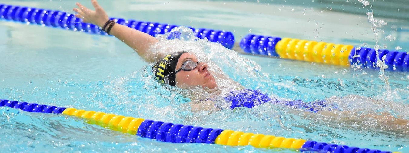 Goucher Women's Swimming Named to The CSCAA Scholar All-America Team For Spring Semester