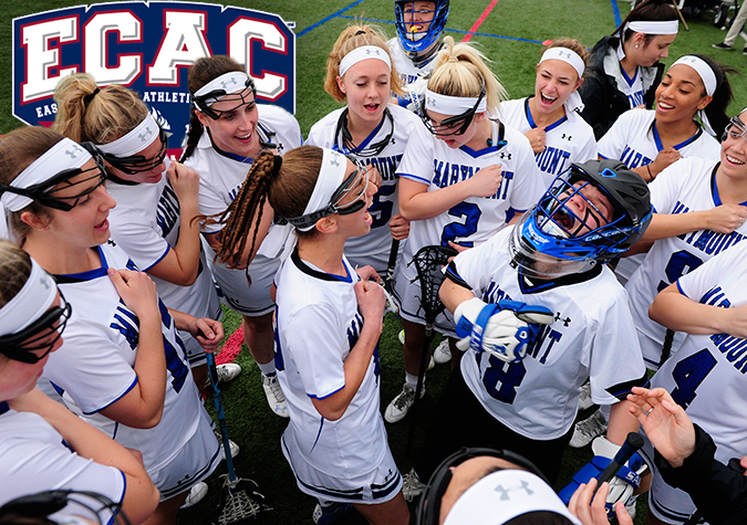 Women's lacrosse named to field of seven for ECAC DIII Championship for second-straight year