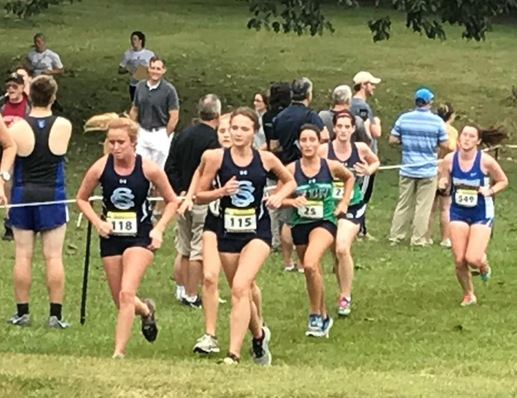 CSCC Cross Country Post Personal Bests at Berry College
